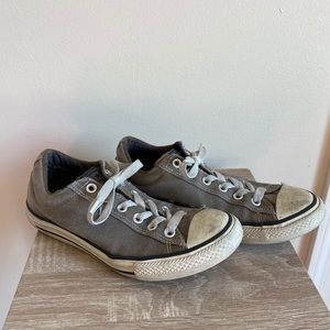 Men's Gray Converse All Star